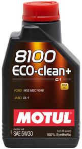 8100  ECO-CLEAN PLUS  5W30 1л