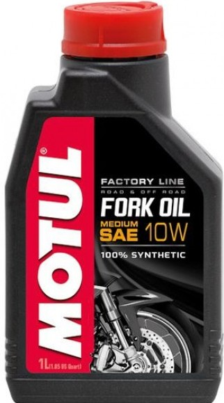 FORK OIL FL MEDIUM 10W 1л