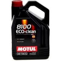 8100 ECO-CLEAN 5W30 100% Synt. 5л
