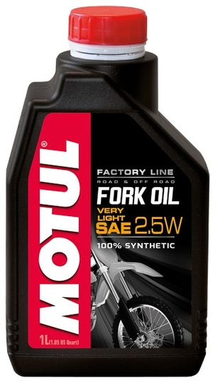 FORK OIL FL VERY LIGHT 2.5W 1л