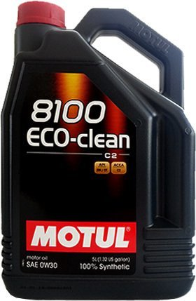 8100 ECO-CLEAN 0W30  5л